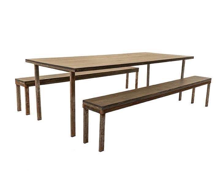 Brilliant Mendocino Bench Machost Co Dining Chair Design Ideas Machostcouk